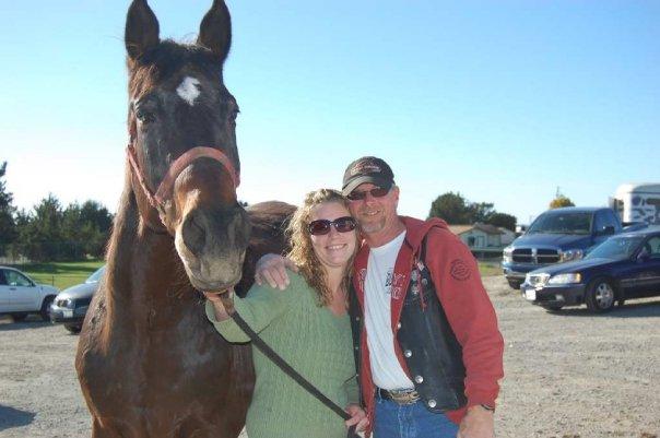 HorseParty2009/Katy___Sten_with_Raven.jpg
