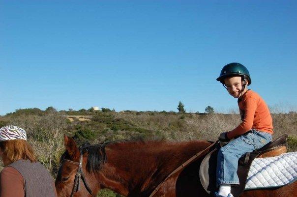 HorseParty2009/Ramone_with_Taz.jpg
